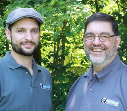 johnny koch and john koch of home quest inspections