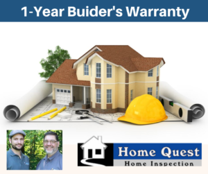 1-Year Builder's Warranty Shelton CT