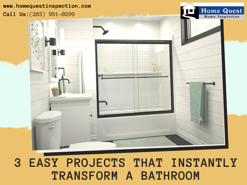 transform a bathroom