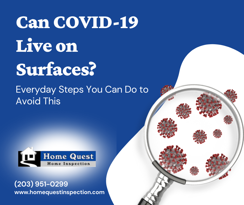 Home Quest Home Inspection COVID-19 Tips