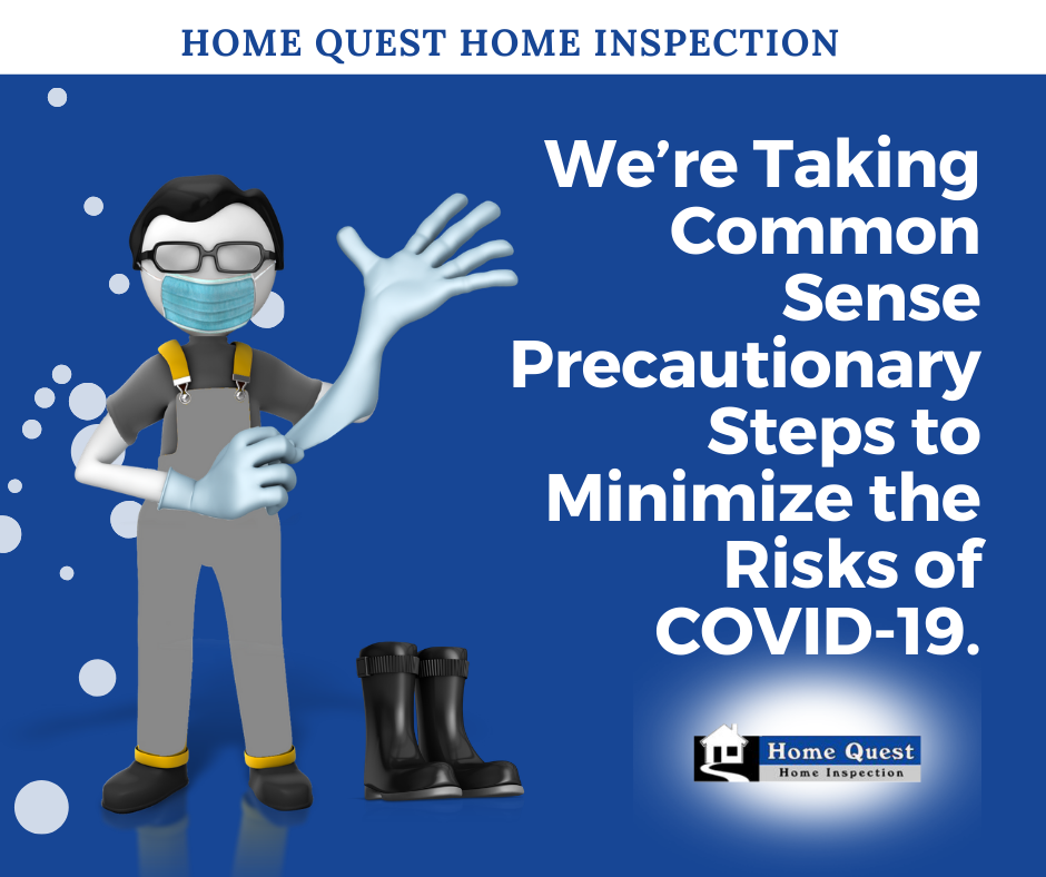Home Quest Home Inspection COVID-19